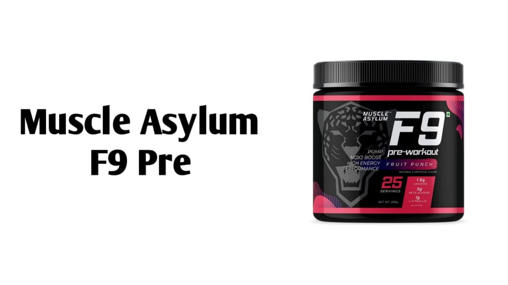 Top 5 Pre Workout Supplement In Hindi